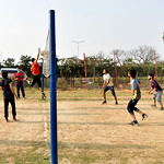 Sports Competition at NUTECH
