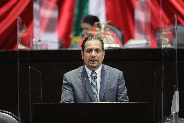 09/02/2021 Tribuna Dip. Alejandro Carvajal Hidalgo