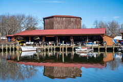 Small Craft Shed