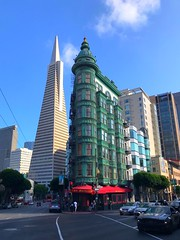San Francisco Downtown, Chinatown, North Beach
