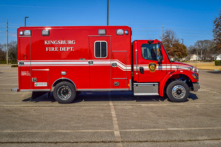 2668 Kingsburg Fire Department (CA.)