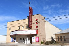 Old Stanley Theater (Luling, Texas)