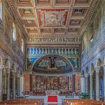 Basilica di Santa Maria in Domnica - Basilica of Santa Maria in Domnica - Basilique de Santa Maria in Domnica - https://www.flickr.com/people/68701893@N06/