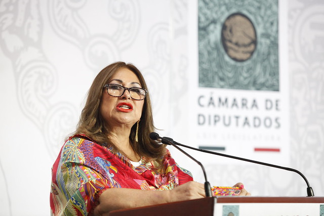 23/02/2021 Conferencia de Prensa Dip. Patricia Palma