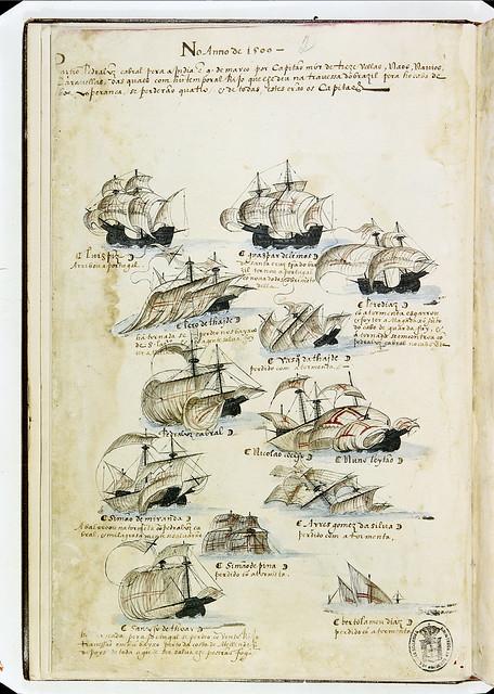 Photo:Armada. Portrugal By Biblioteca de Arte-Fundação Calouste Gulbenkian