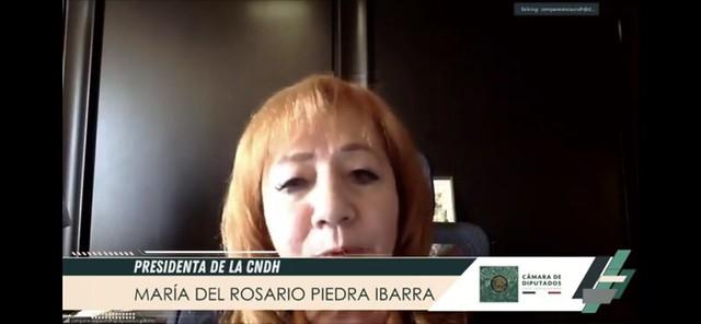 27/01/2021 Presentación Del Informe De La CNDH
