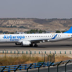 Air Europa Express Embraer ERJ-195LR EC-LLR LEMD