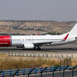 Norwegian Air International Boeing 737-8JP EI-FHD LEMD