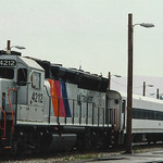 NJ Transit - Port Jervis