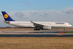 D-AIKB | Airbus A330-343 | Lufthansa