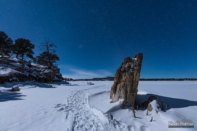 Path Across the Ice