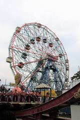 Coney Island - Wonder Wheel
