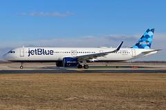 N2027J | Airbus A321-271NX | jetBlue Airways