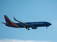 Southwest Airlines - Boeing 737-8H4