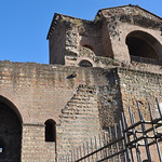 Roman walls - old and new - https://www.flickr.com/people/34288348@N07/