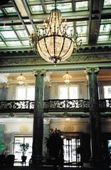 Front Lobby of Joseph Smith Memorial Building, Salt Lake City, Utah