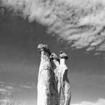 Three Sisters  (Nikon FM3a / Tri-X)