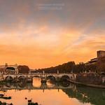 Roma sunset - https://www.flickr.com/people/38948129@N08/