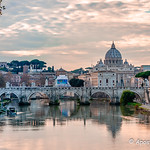 Ponte Sant'Angelo, Rome (AAA_0079) - https://www.flickr.com/people/140137005@N02/