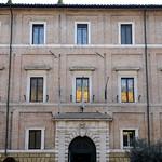 Via della Conciliazione;  Palazzo Cesi - https://www.flickr.com/people/82911286@N03/