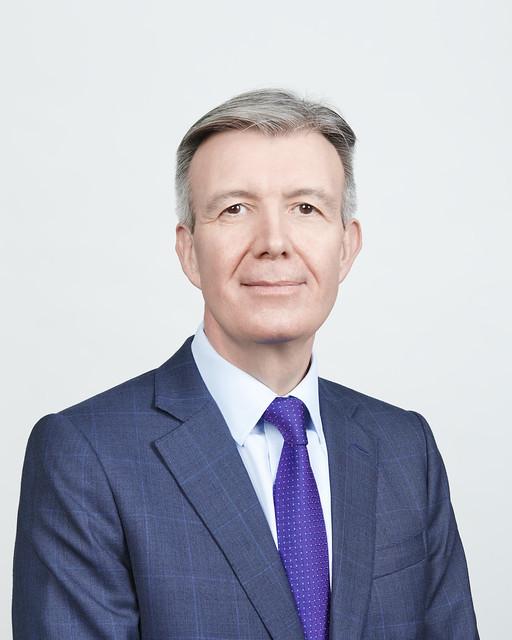 David Rennie