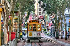 Powell Street.  San Francisco.