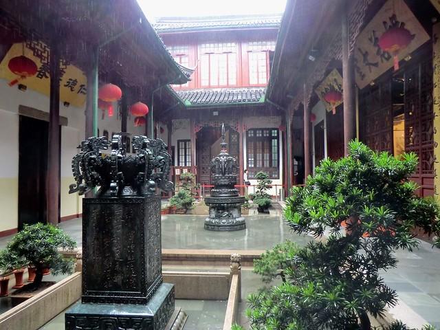 Temple of the Jade Buddha, Shanghai