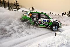 2021 WRC Arctic Rally Finland