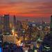 Bangkok - City view