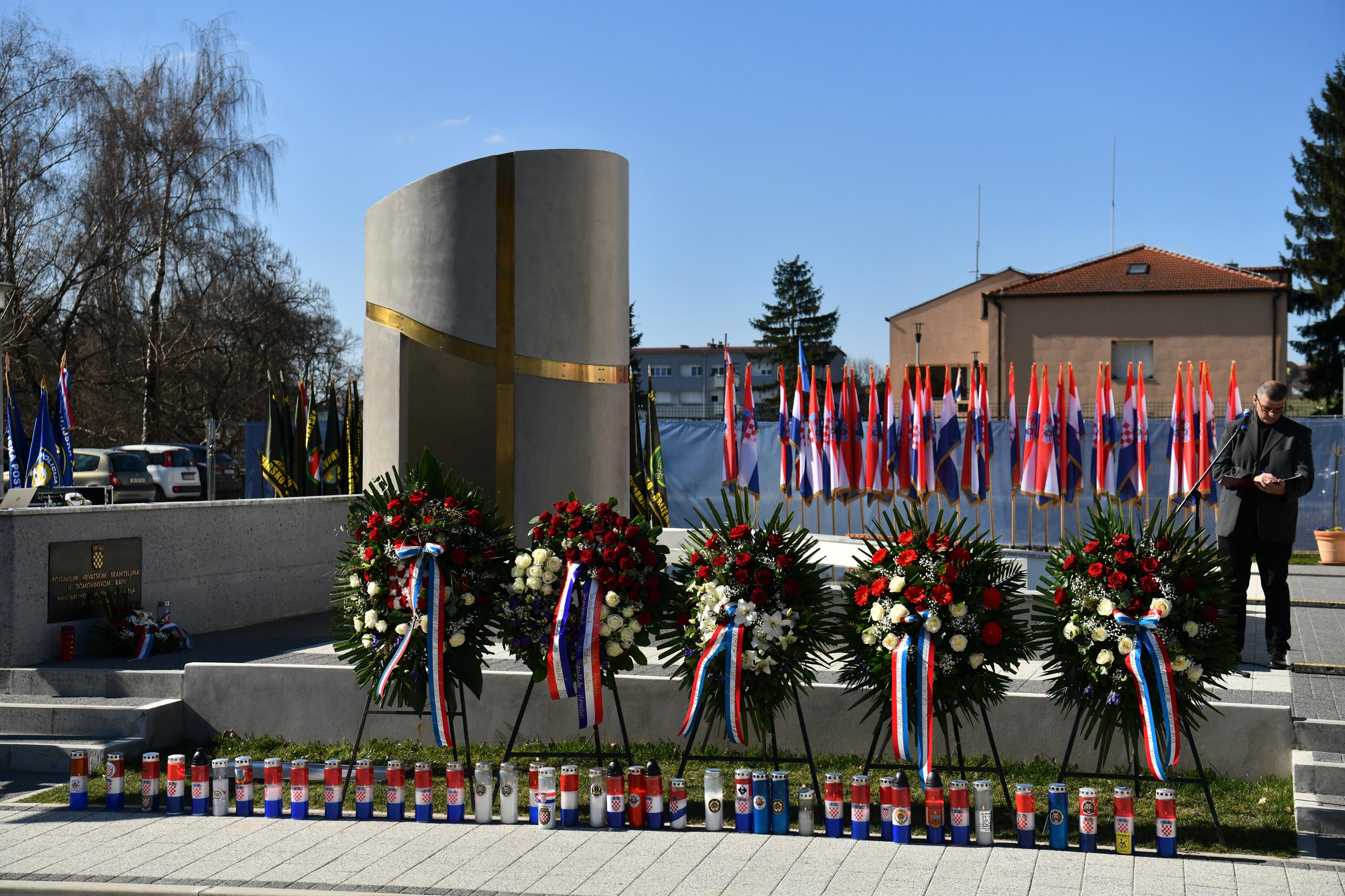 U Pakracu obilježena 30. obljetnica početka Domovinskog rata