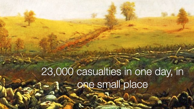 Photo:353. HLJ2 23,000 casualties in one day By Jim Surkamp