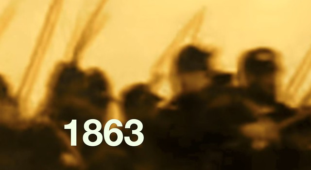 Photo:362. HLJ2 Soldiers in Battle By Jim Surkamp