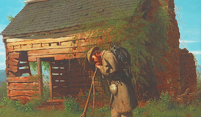 Photo:366. HLJ2 The Lost Cause by Henry Mosler By Jim Surkamp