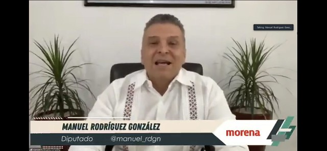 02/03/2021 Tribuna Diputado Manuel Rodríguez
