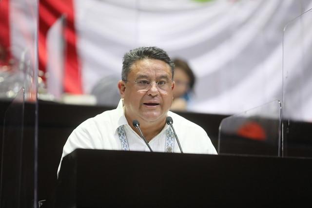 02/03/2021 Tribuna Diputado Eulalio Ríos Fararoni