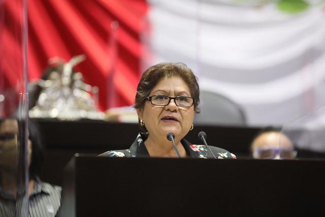 02/03/2021 Tribuna Diputada María De Jesús García Guardado
