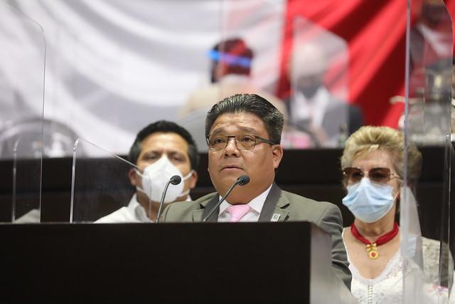 02/03/2021 Tribuna Diputado Alejandro Ponce