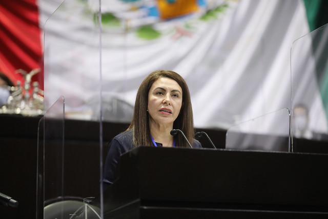 02/03/2021 Tribuna Diputada Rocío Barrera