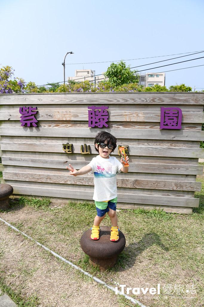 紫藤咖啡園 Damshui Wisteria (7)