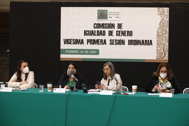 24/02/2021 Comisión De Igualdad De Género
