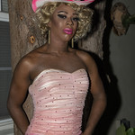 Honey Pink Cowgirl Outfit -417