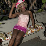 Honey Pink Cowgirl Outfit -382