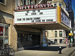 Nitehawk Cinemas 2021