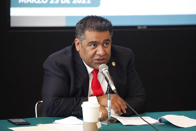 23/03/2021 Comisión De Recursos Hidráulicos, Agua Potable Y Saneamiento