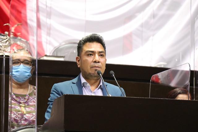 24/03/2021 Tribuna Diputado Marco Antonio González Reyes