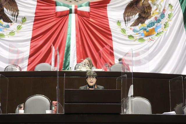 03/03/2021 Tribuna Diputada Ana Maria Rodríguez