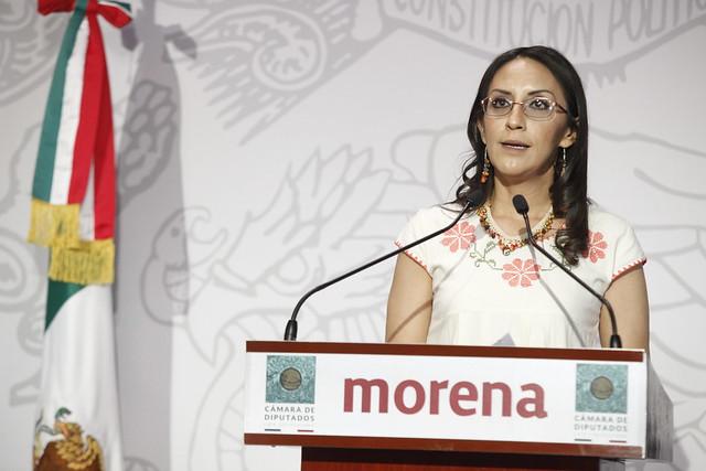 03/03/2021 Conferencia De Prensa Diputada Laura Imelda Perez