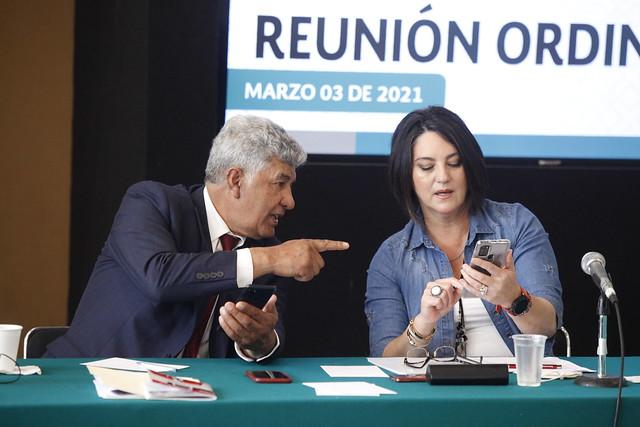 03/03/2021 Comisión Ganadería