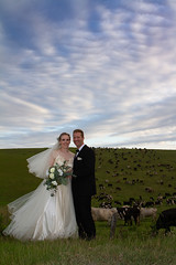 Willem and Ili Wedding Day