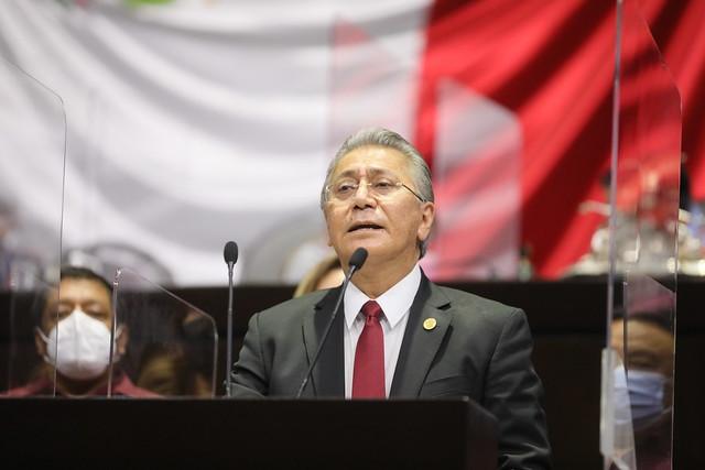 03/03/2021 Tribuna Diputado Eleuterio Arrieta